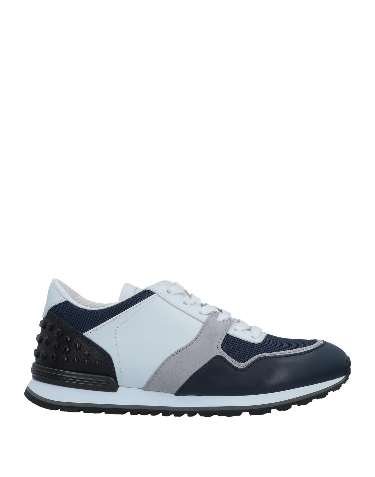Sneakers Tod's Homme - Sneakers Tod's  Bleu foncé Mode pas cher et belle