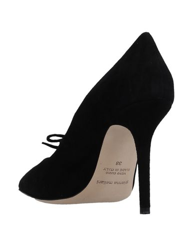 Gianna Meliani Luxury Décolleté Donna Scarpe Nero
