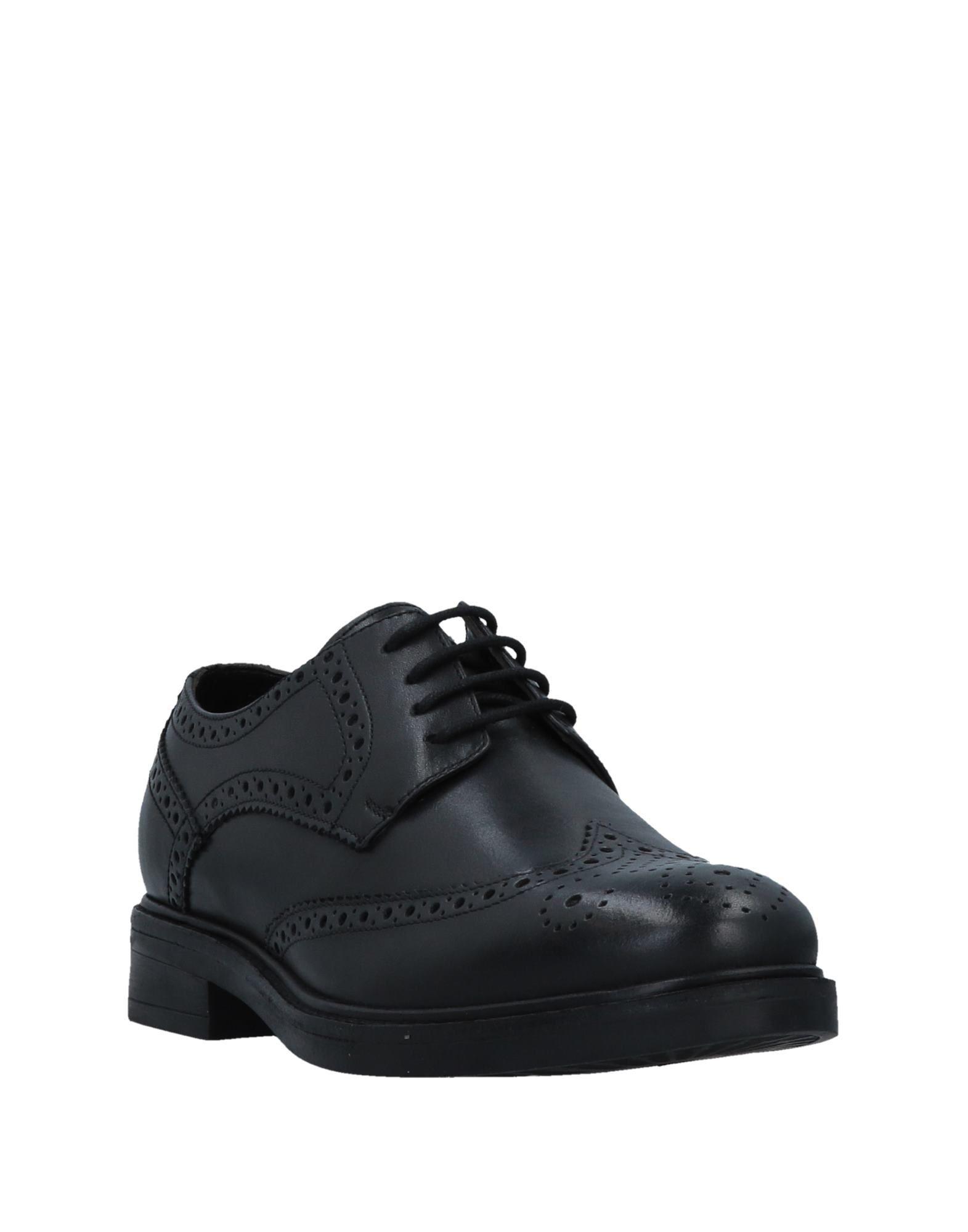 Rabatt echte Schuhe Lumberjack Schnürschuhe Herren  11507299KA