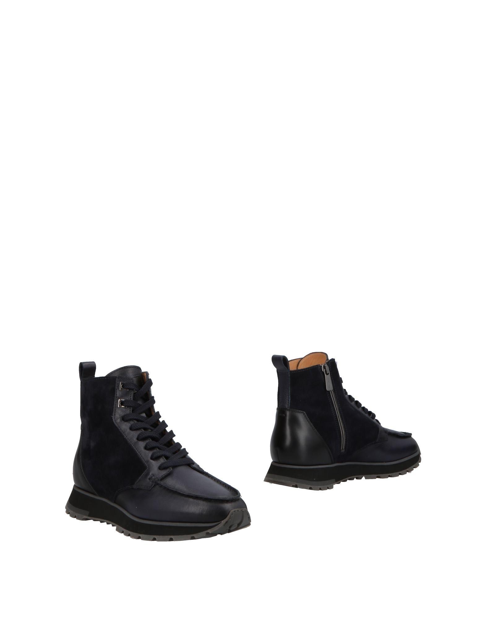 Günstige und modische Schuhe Santoni Stiefelette Herren  11507306EO