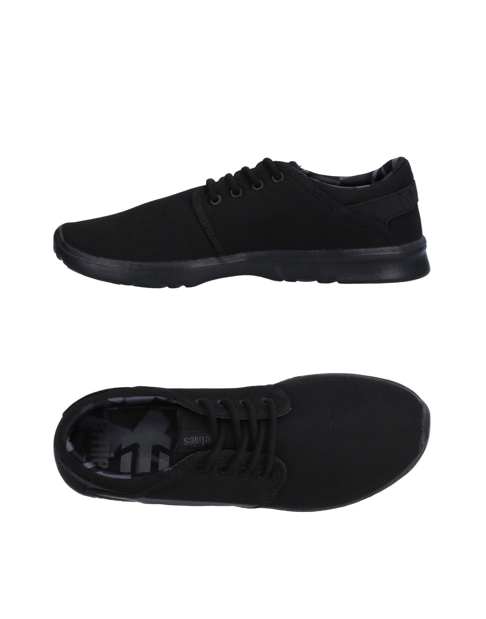 Sneakers Etnies Homme - Sneakers Etnies  Noir Spécial temps limité