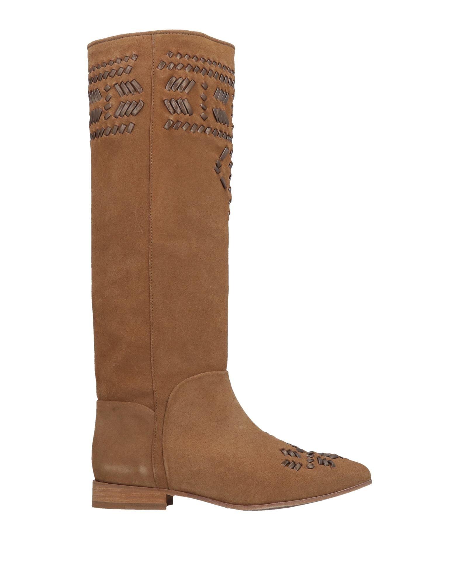 Rabatt Schuhe Intropia Stiefel Damen  11507385RW
