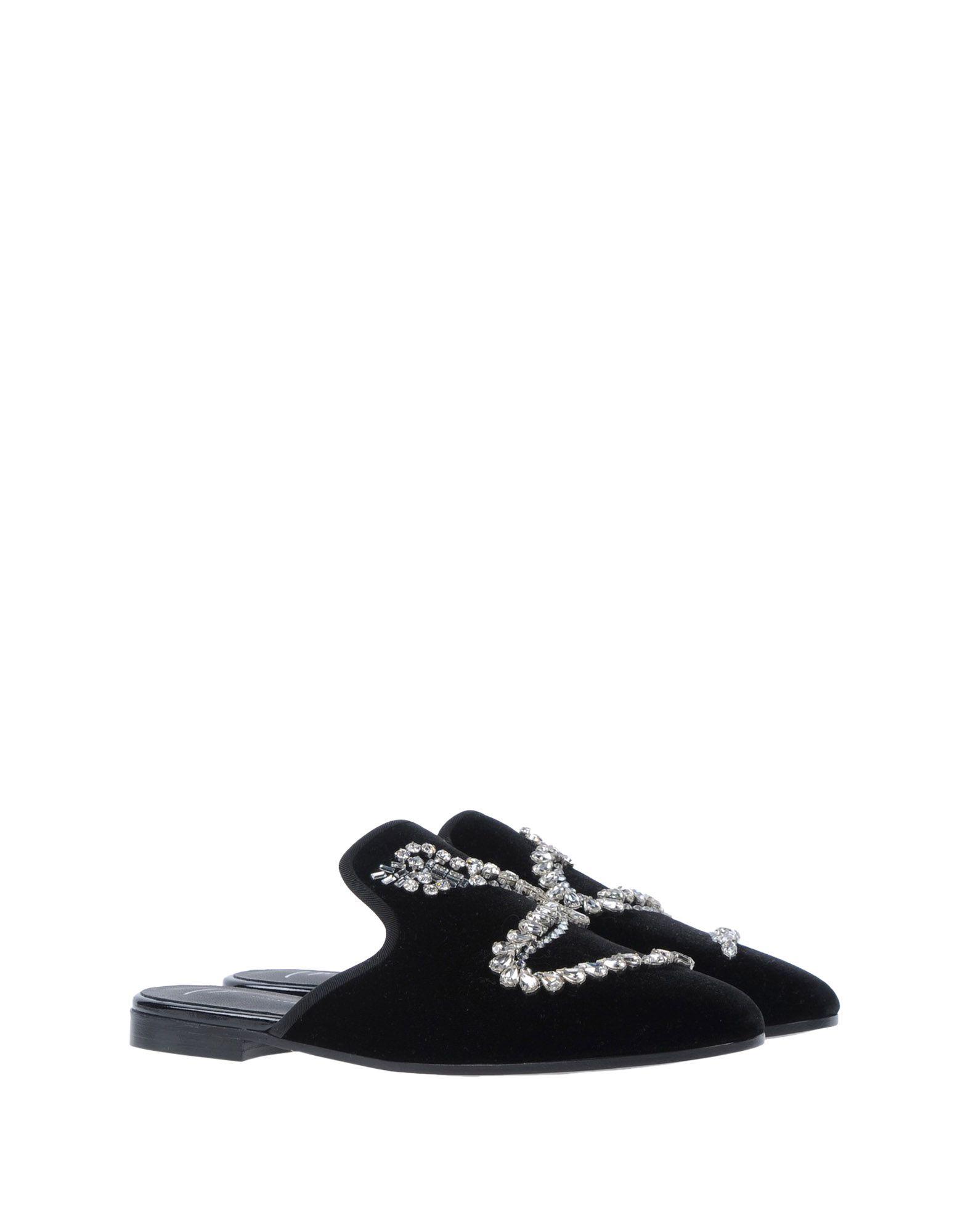 Giuseppe 11507393FEGünstige Zanotti Pantoletten Damen  11507393FEGünstige Giuseppe gut aussehende Schuhe fd2674