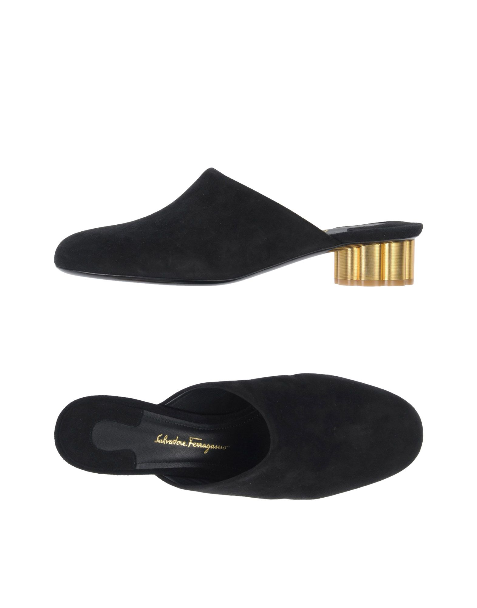 Salvatore Ferragamo Pantoletten Damen  11507396HO Beliebte Schuhe