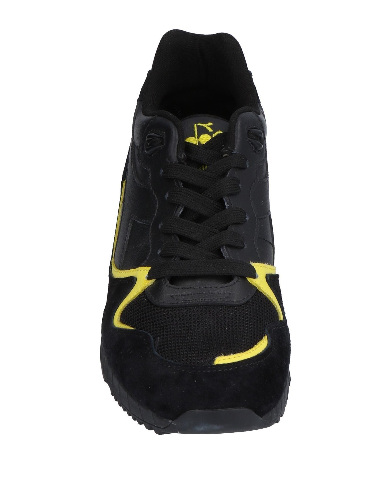 Rabatt echte Schuhe Diadora Sneakers Herren  11507406LW