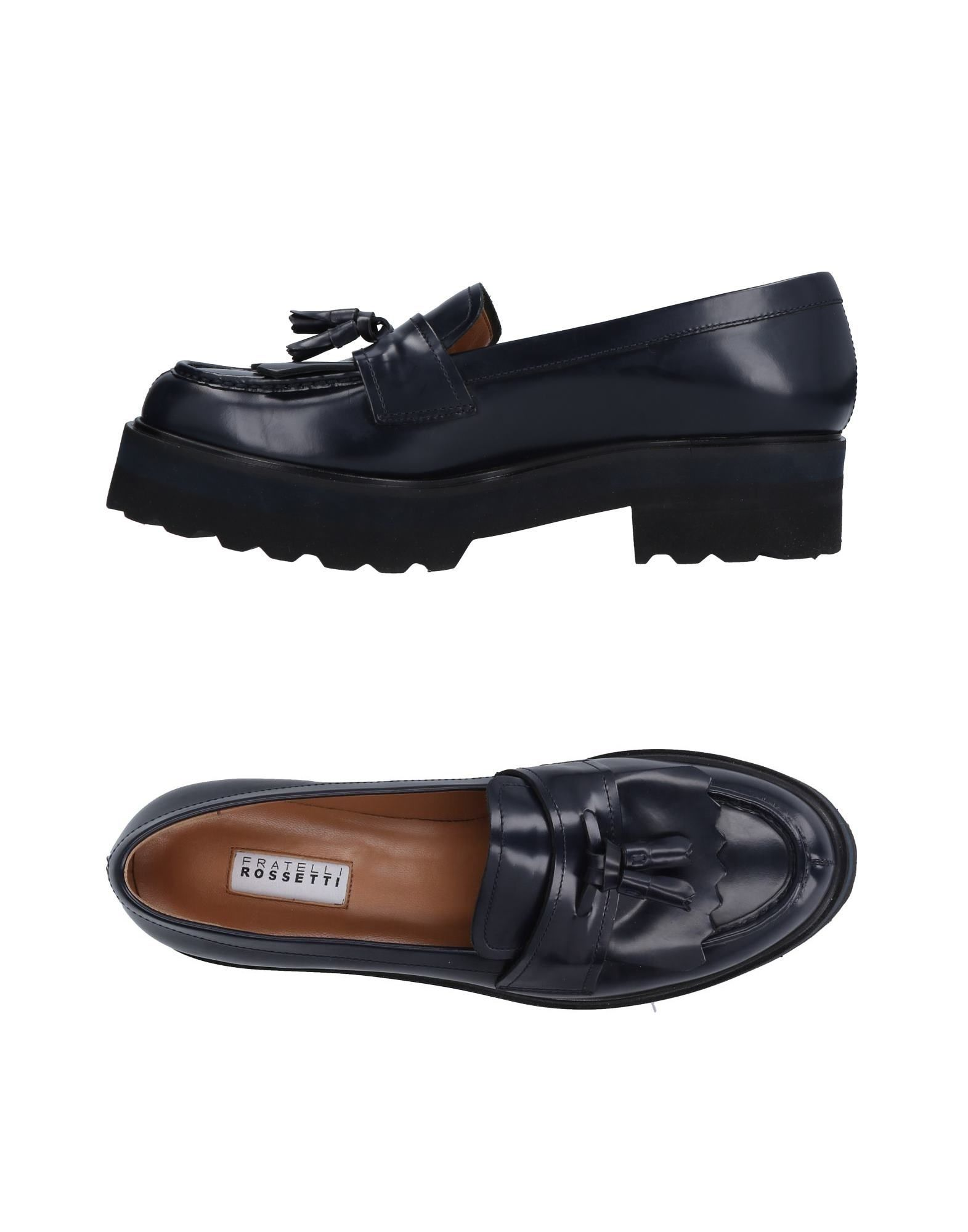 Rabatt Schuhe Fratelli Rossetti Mokassins Damen  11507420NG
