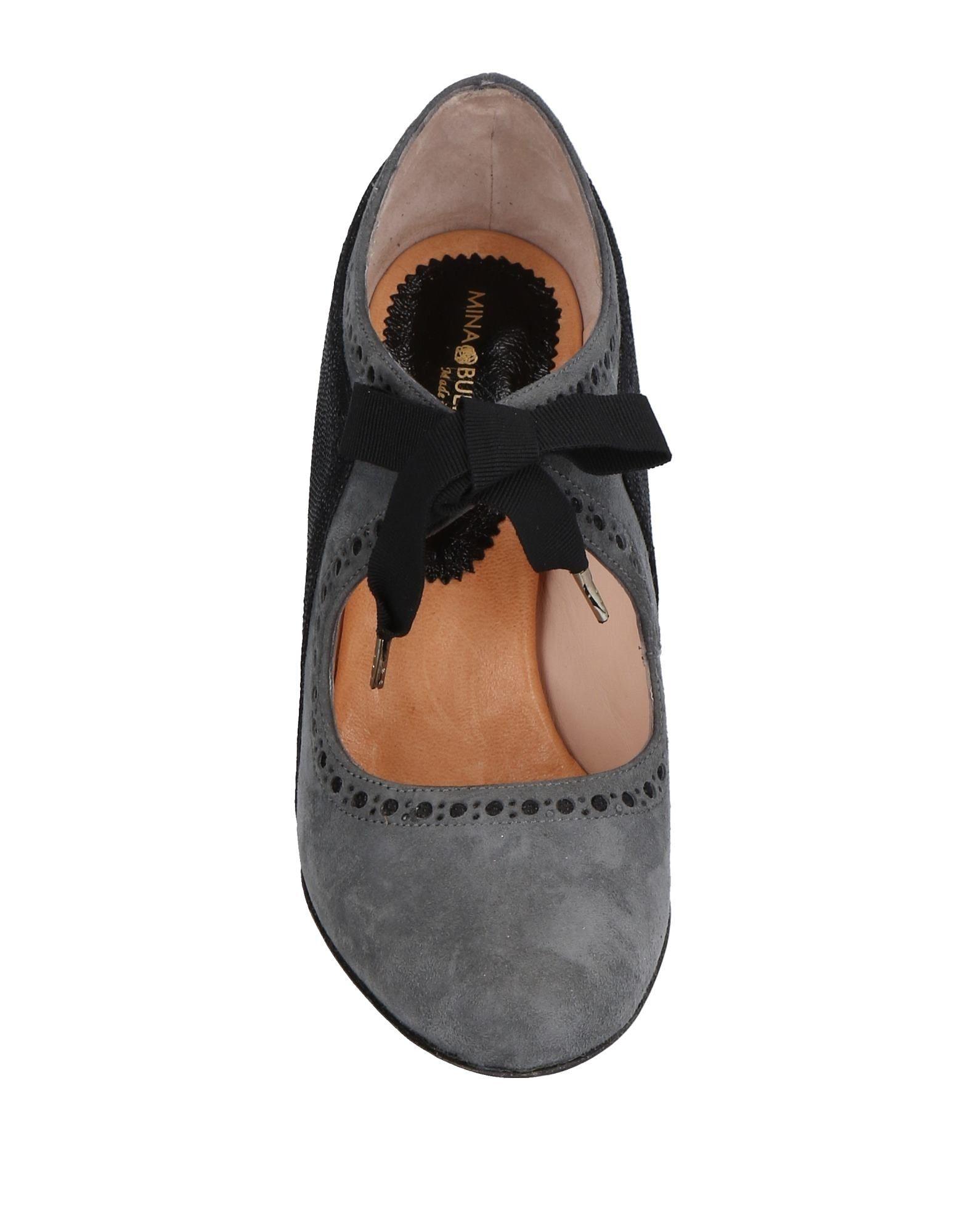 Stilvolle Aires billige Schuhe Mina Buenos Aires Stilvolle Pumps Damen  11507481MJ db5fc3