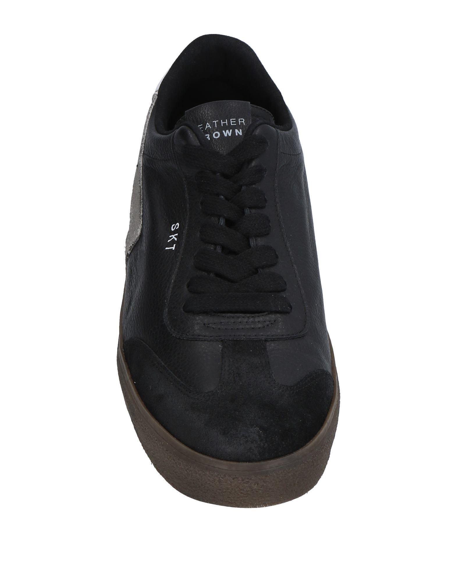 Leather Crown Sneakers Herren Herren Sneakers  11507500EF cc6ac5