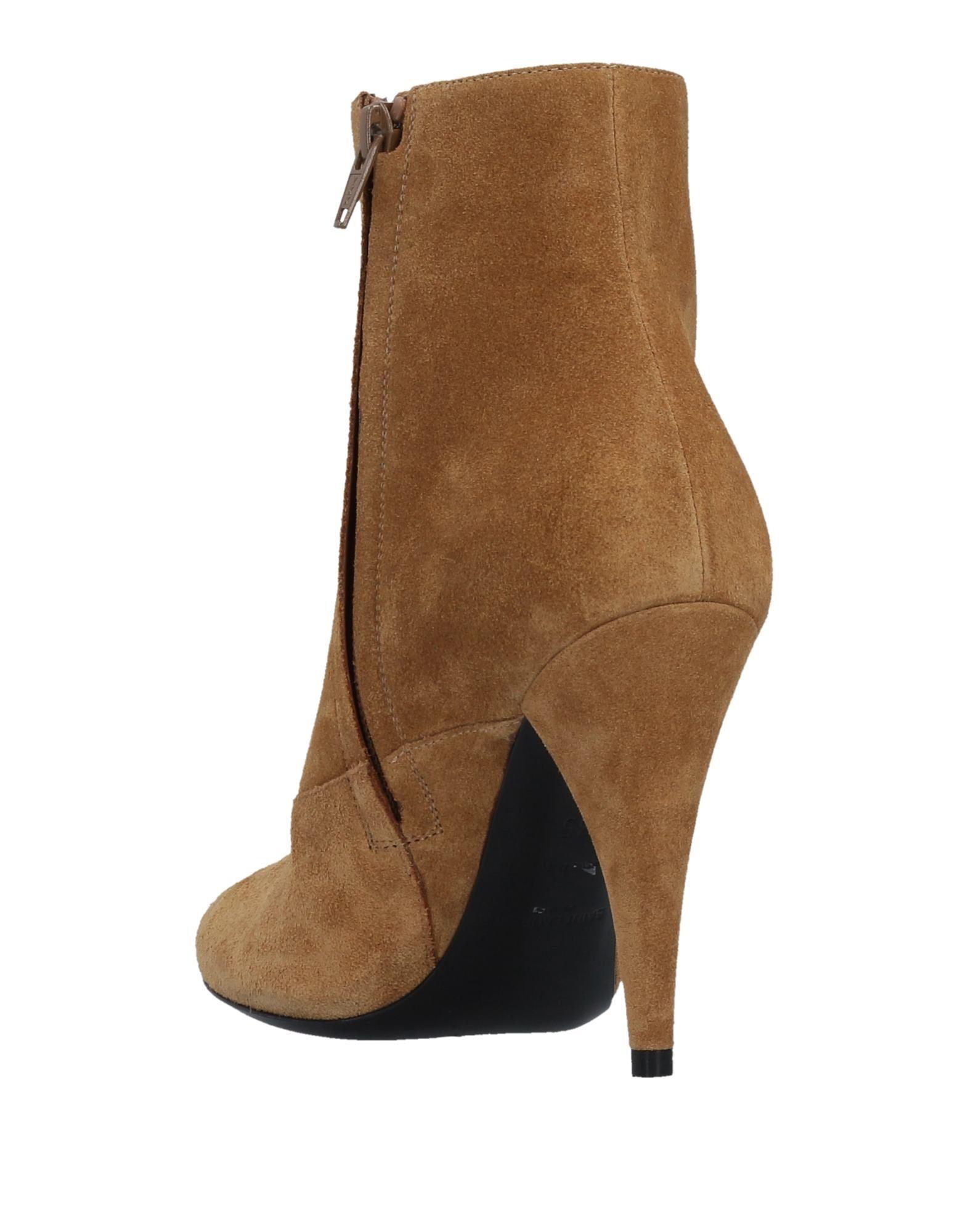 Saint Laurent Stiefelette Damen Schuhe  11507515KOGünstige gut aussehende Schuhe Damen 775d2b