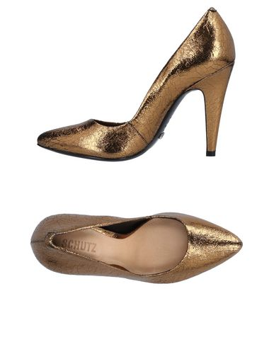 Los últimos zapatos de descuento para hombres y mujeres Zapato - De Salón Schutz Mujer - Zapato Salones Schutz - 11507520KO Bronce ad249f