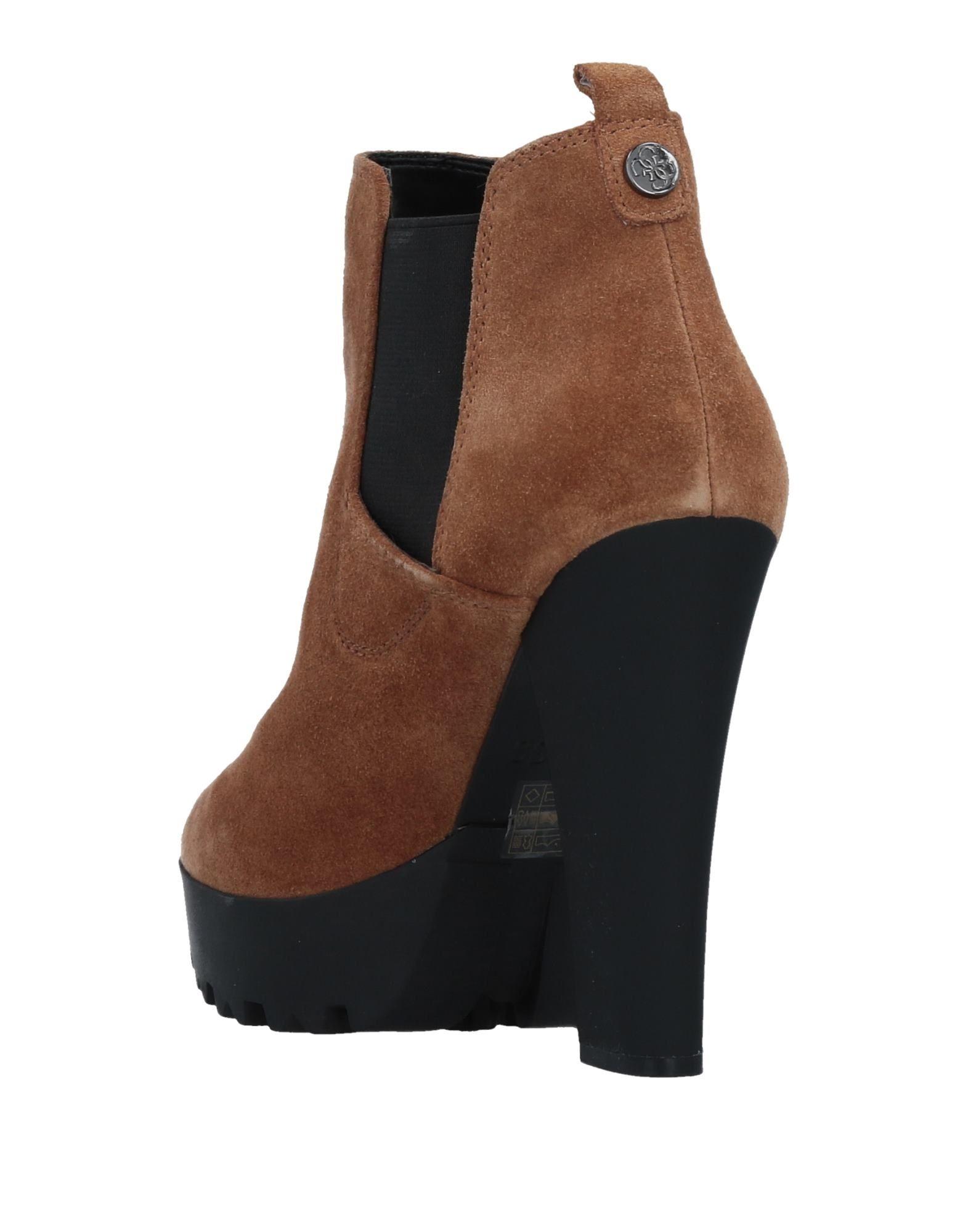 Gut um billige Schuhe  zu tragenGuess Chelsea Stiefel Damen  Schuhe 11507525VG 4a5617