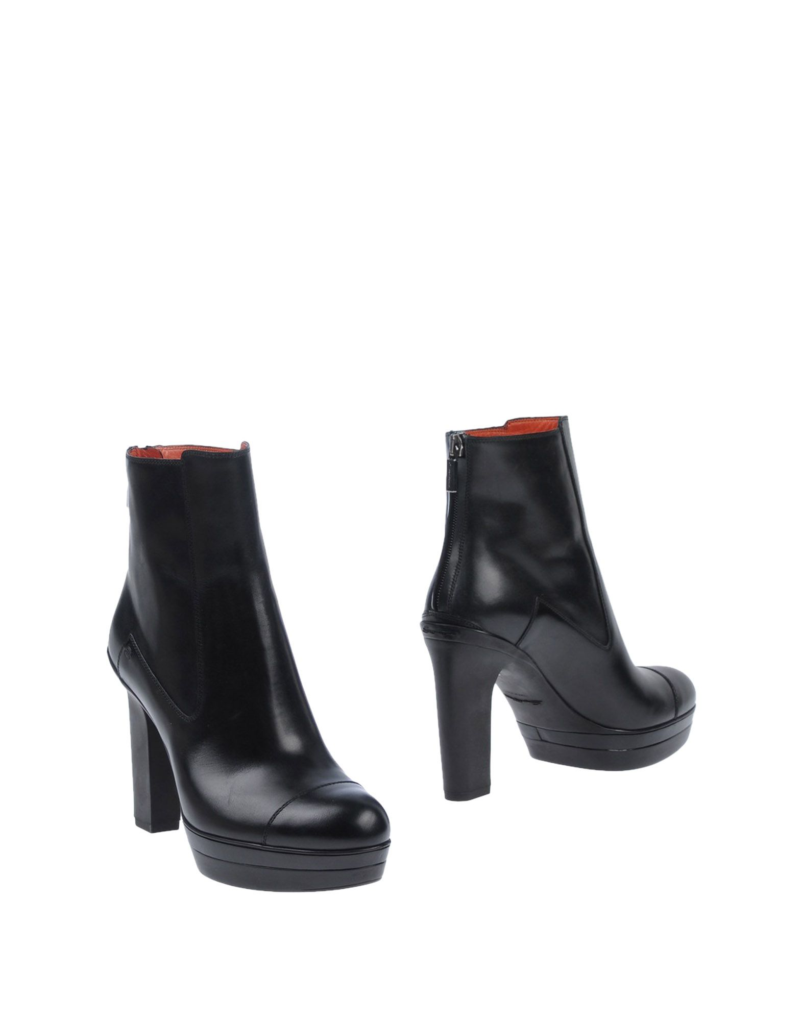 Rabatt Schuhe Santoni Stiefelette Damen  11507551XC