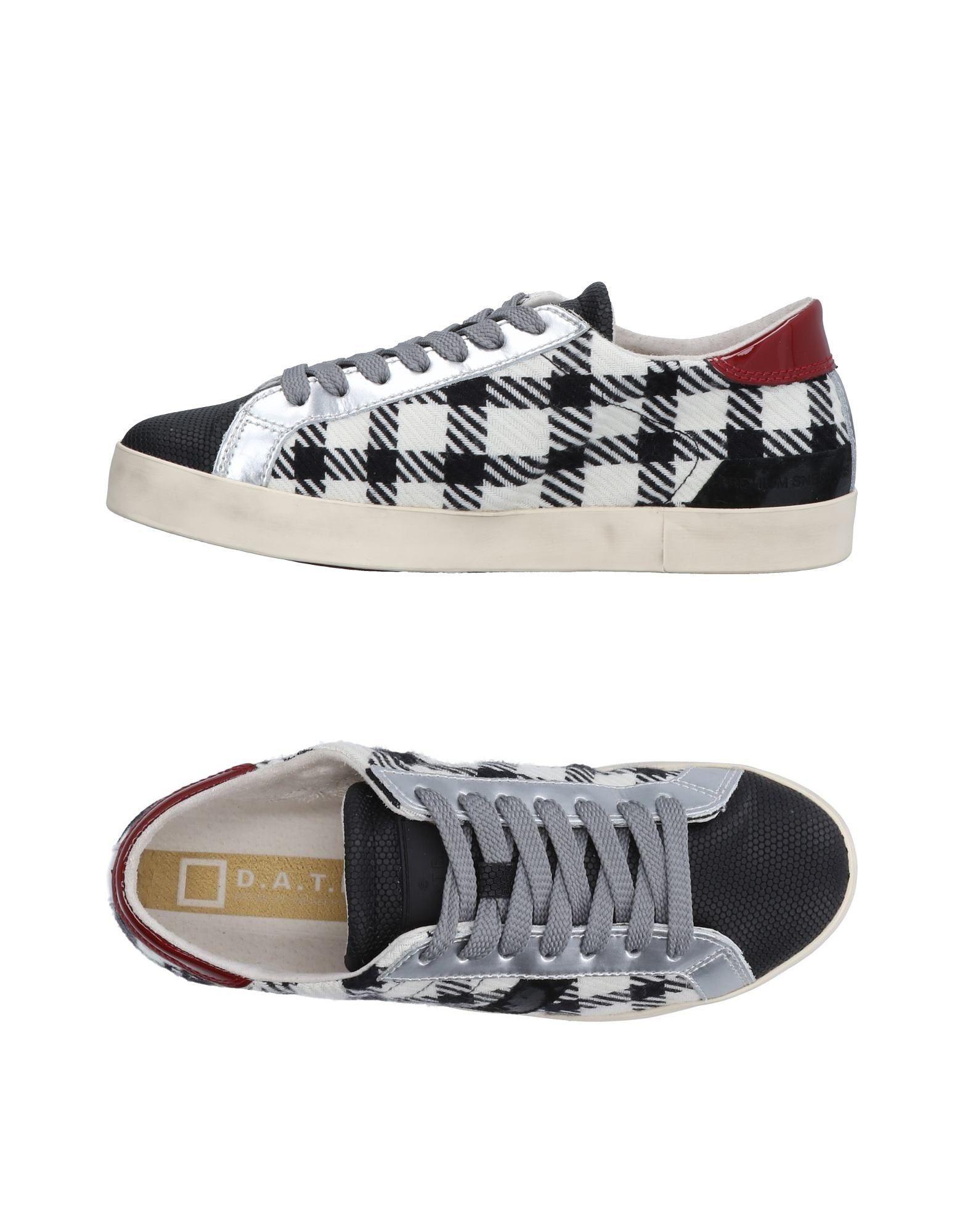 Sneakers D.A.T.E. Donna - 11507560CE elegante