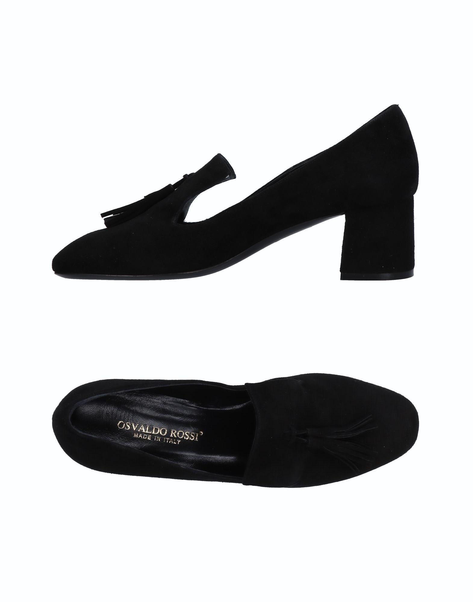 Osvaldo Rossi Loafers - Women Osvaldo  Rossi Loafers online on  Osvaldo United Kingdom - 11507561OE 10a013