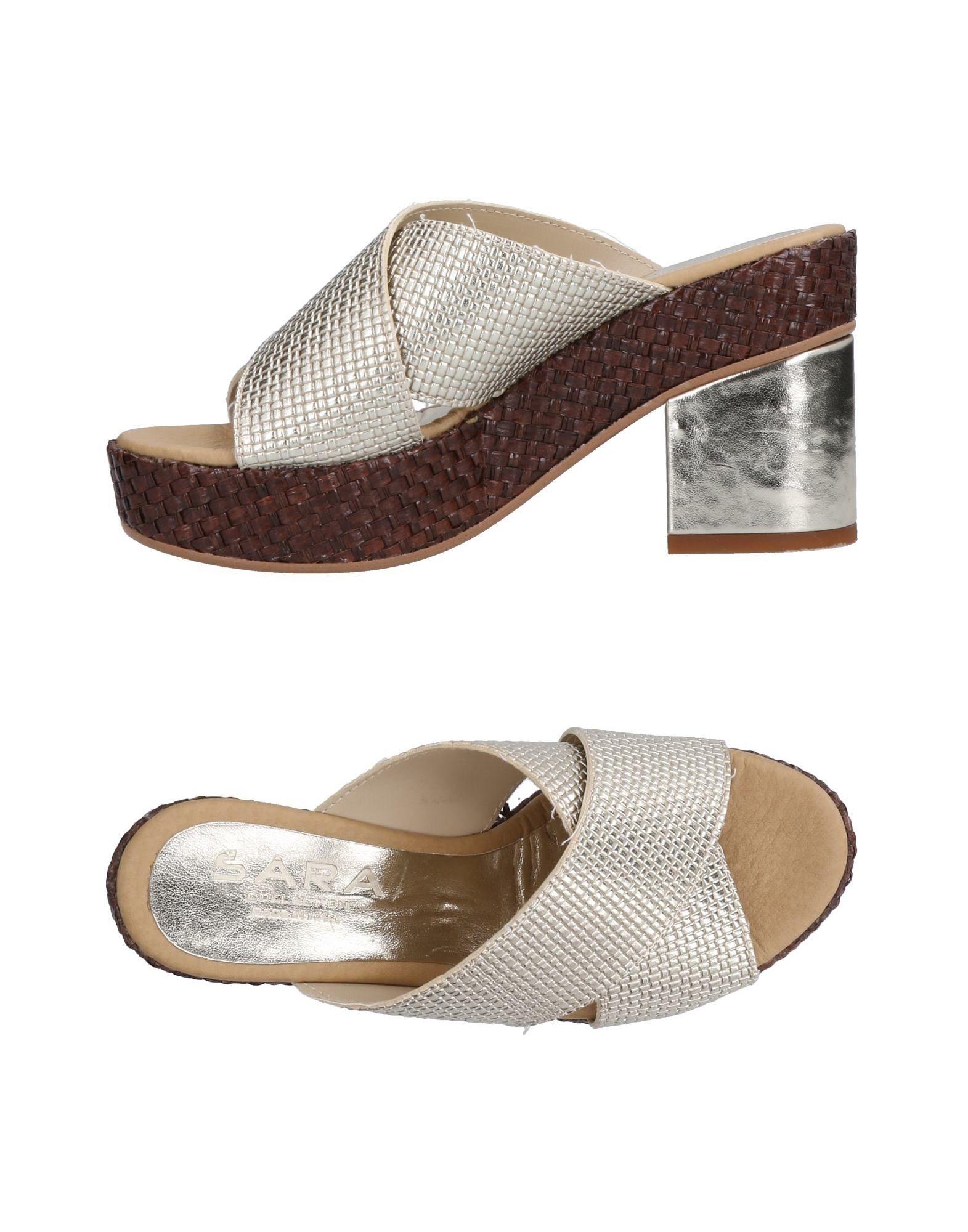 Günstige und modische Schuhe Sara Sandalen Damen  11507595UL