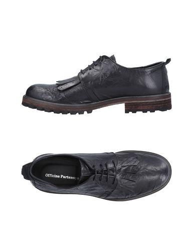 Zapatos con descuento Zapato De Cordones Zapatos Officine Partope Hombre - Zapatos Cordones De Cordones Officine Partope - 11507601RQ Negro e70310