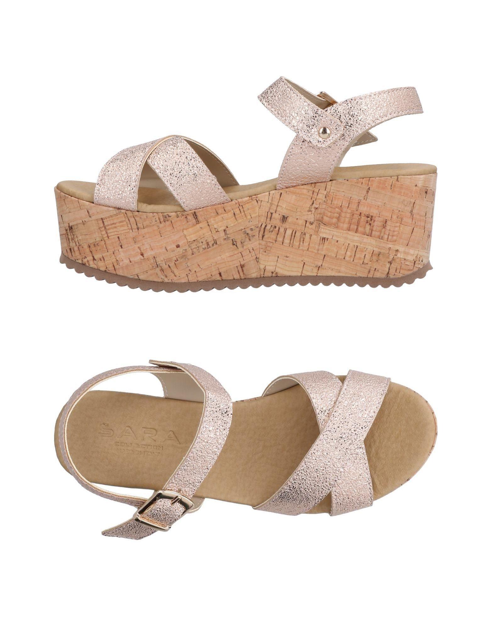 Haltbare Mode billige Schuhe Sara Sandalen Damen  11507605HL Heiße Schuhe