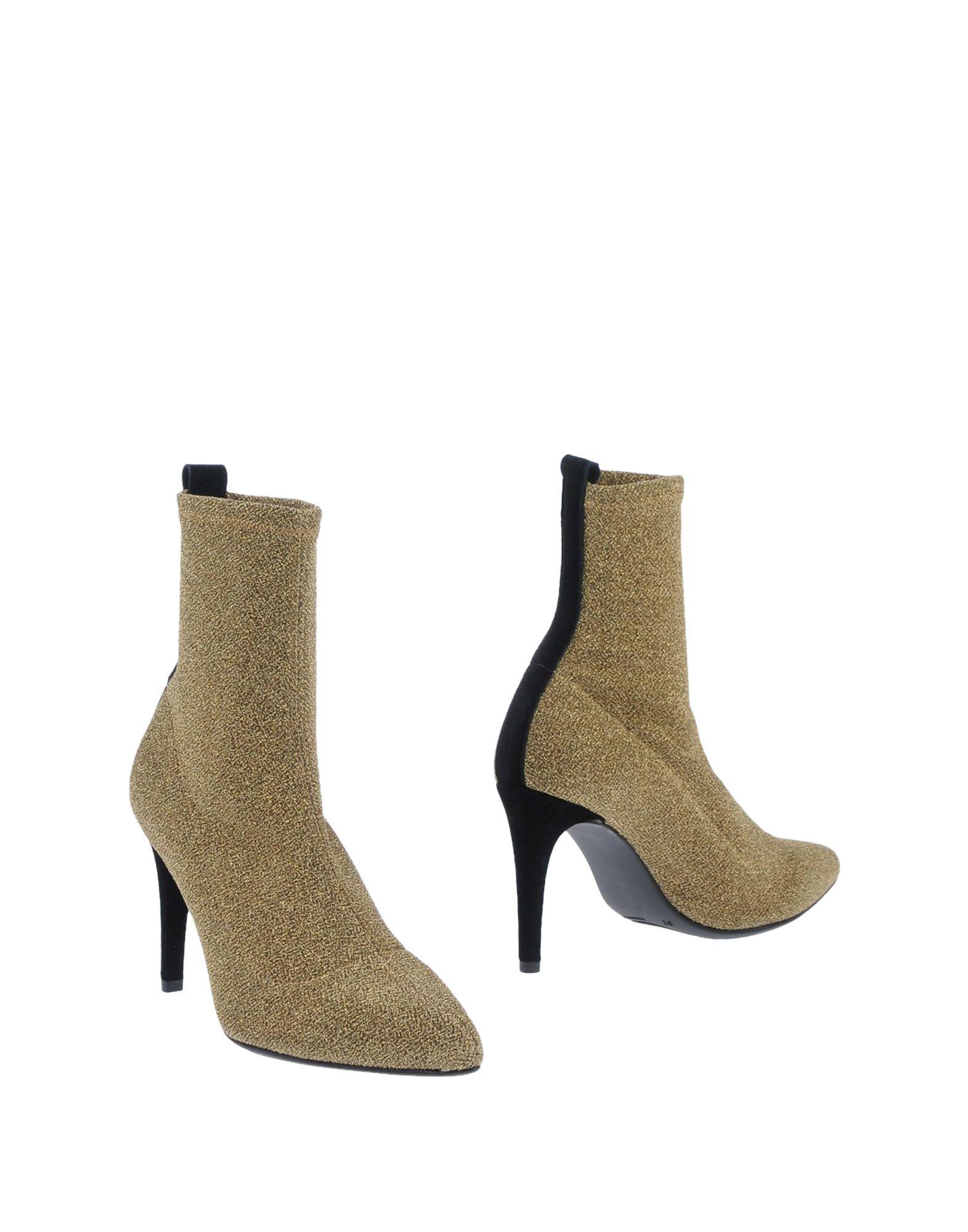 Gut um billige Schuhe  zu tragenAncarani Stiefelette Damen  Schuhe 11507665PS ea24ca