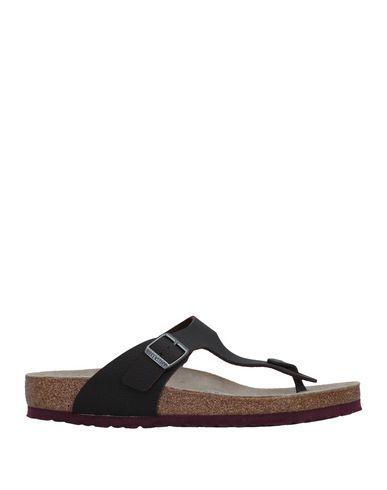 Zapatos con descuento Sandalias De Dedo Birkstock Hombre - Sandalias De Dedo Birkstock - 11507711QK Café