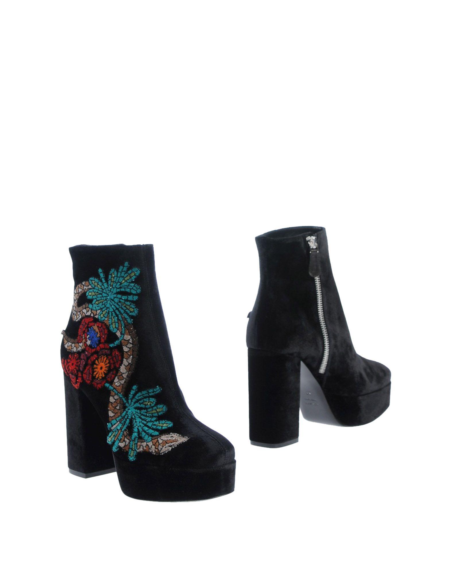 Rabatt Schuhe Roberto Damen Festa Stiefelette Damen Roberto  11507737LK eaf71b