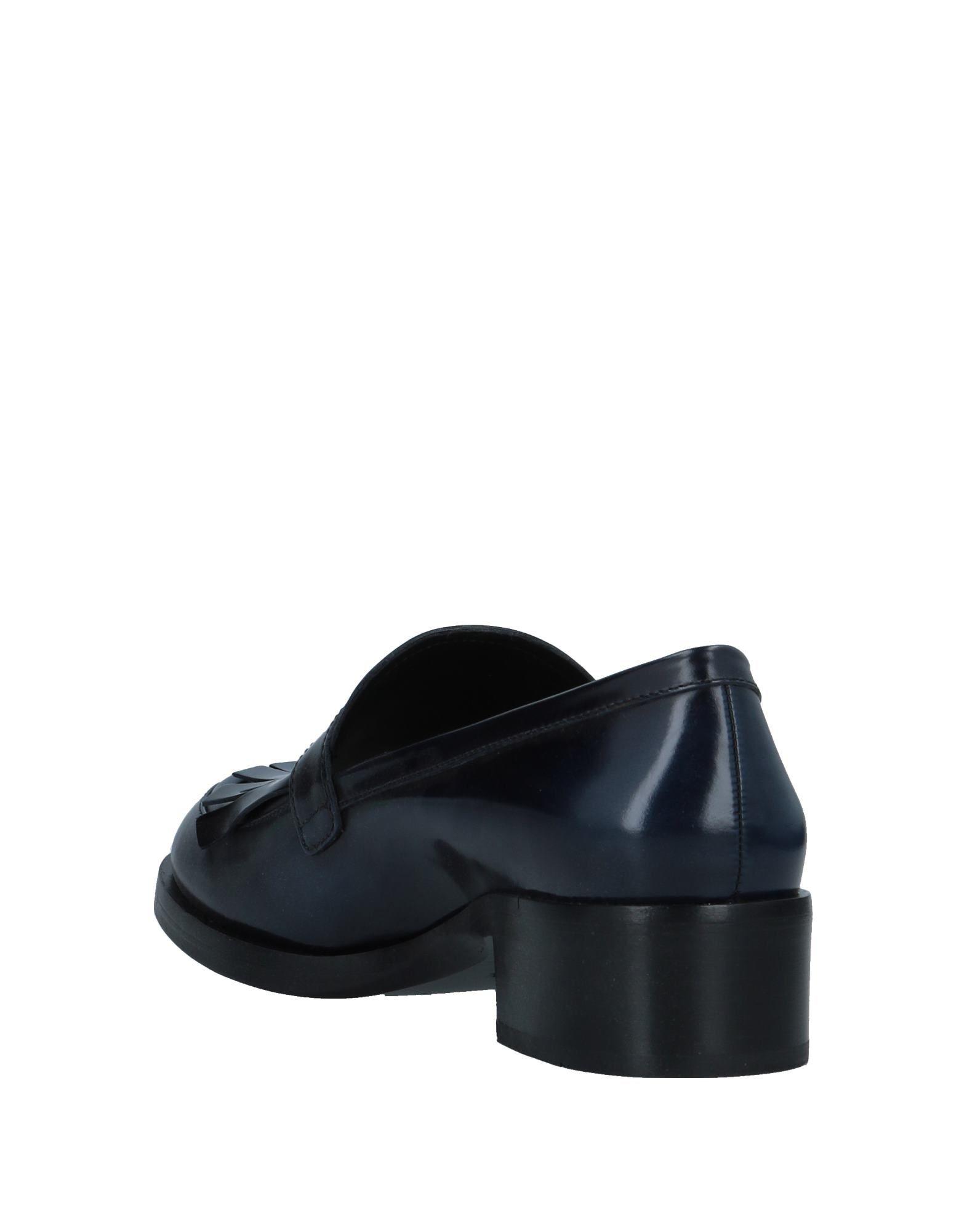 Prada Mokassins aussehende Damen  11507773ORGünstige gut aussehende Mokassins Schuhe 220b81