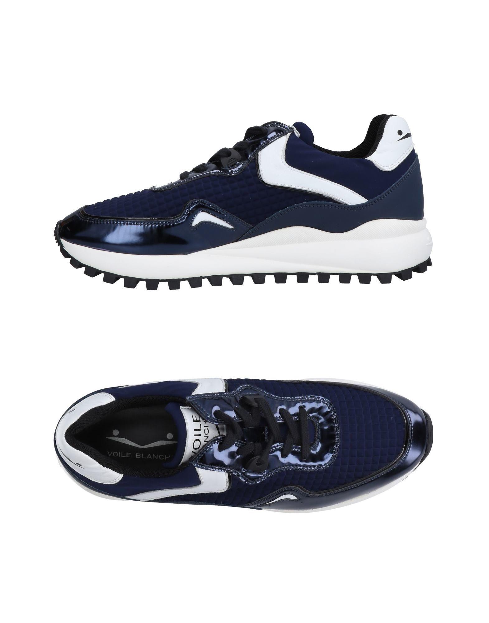 Voile Blanche Sneakers Herren  11507838HN