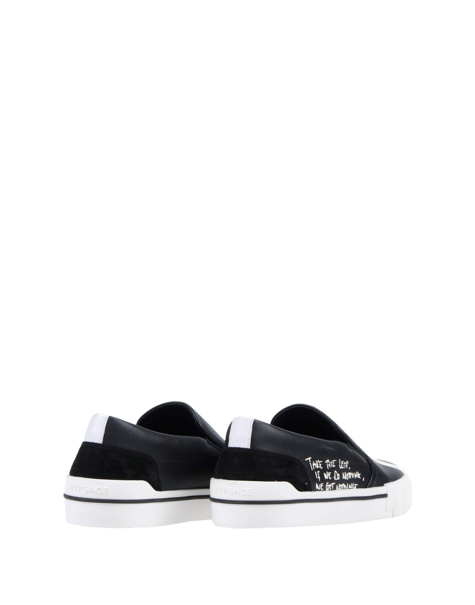 Versace Sneakers Herren  11507949HP bc50ef