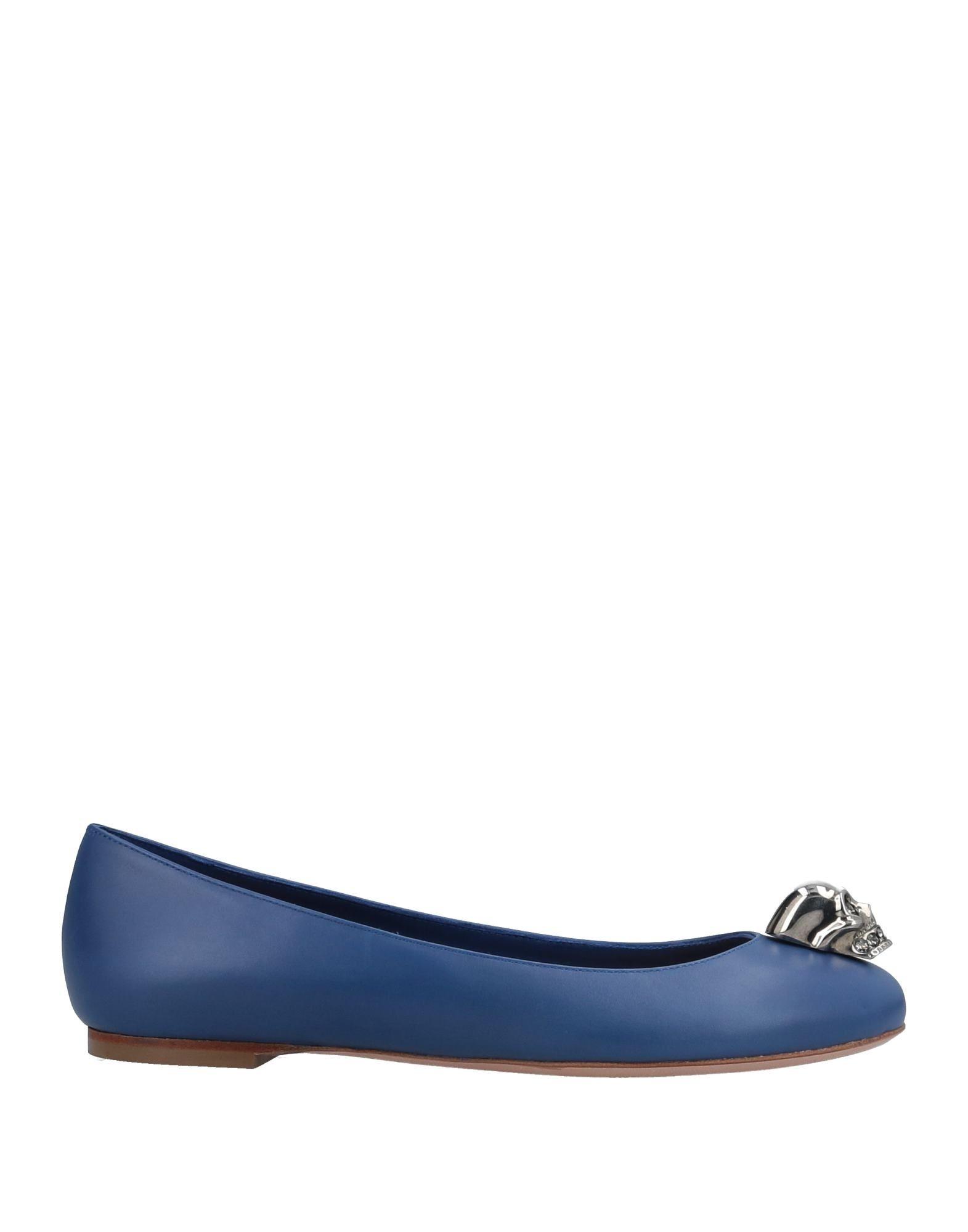 Alexander Mcqueen Ballerinas Damen  11507960PPGünstige gut aussehende Schuhe