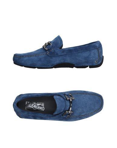 3643749fe77d9 SALVATORE FERRAGAMO Loafers - Footwear   YOOX.COM