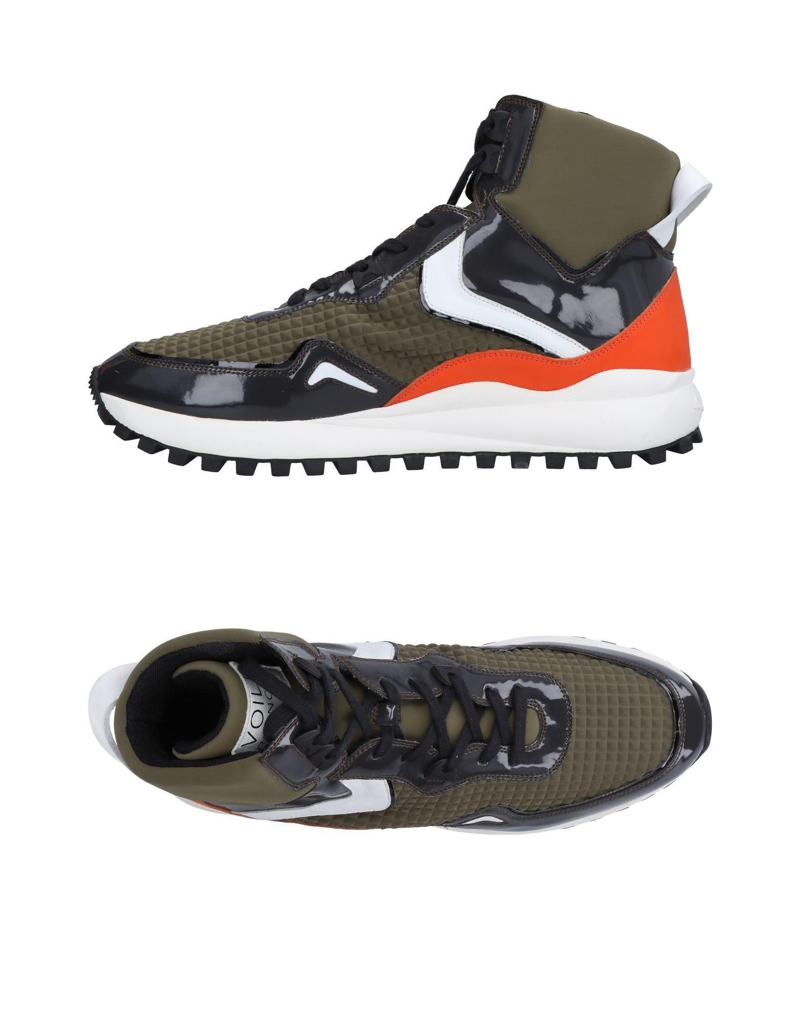 Sneakers Voile Blanche Uomo - 11507981PM