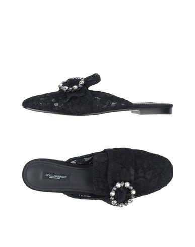 Dolce & Gabbana Open Toe Mules   Footwear by Dolce & Gabbana
