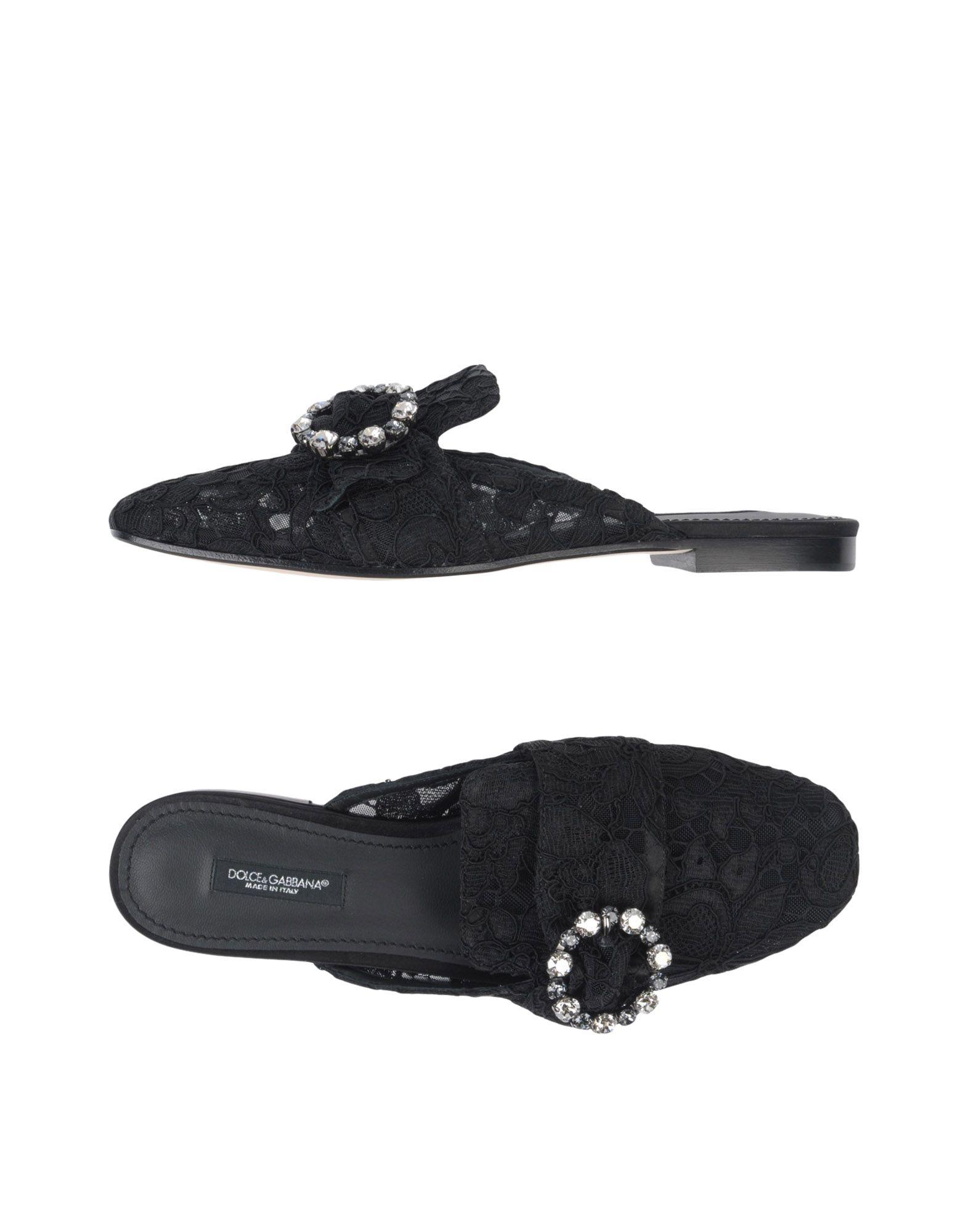 Mule Dolce & Gabbana Donna - 11508036FG