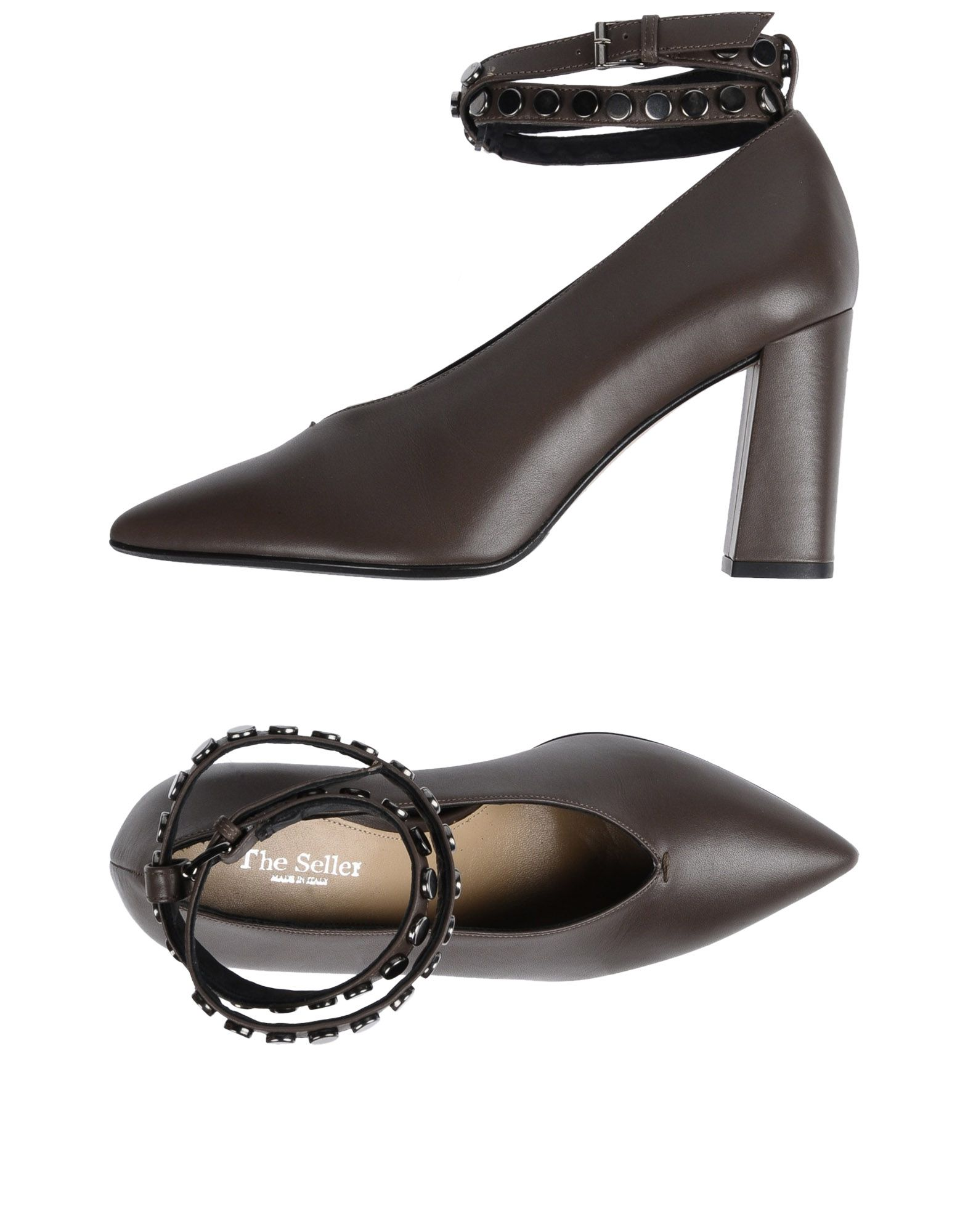 Stilvolle billige Schuhe The Seller Pumps Damen  11508037DC