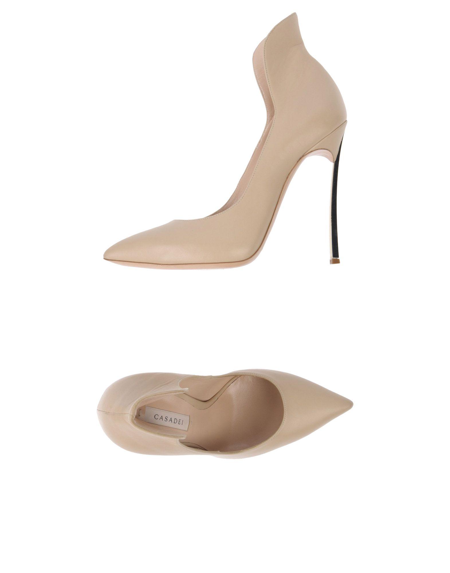 Casadei Pumps Damen  11508041HCGünstige gut aussehende Schuhe