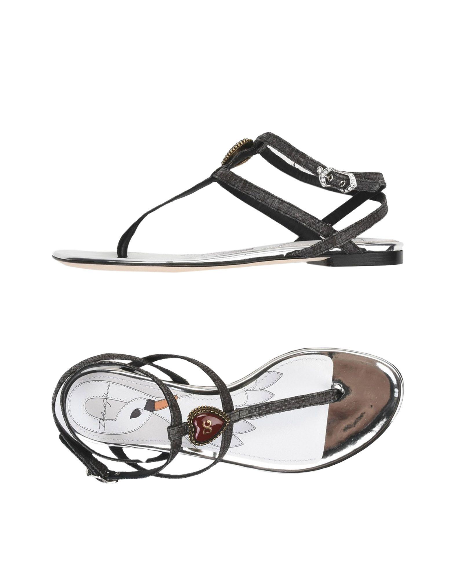 Dolce & 11508042IAGünstige Gabbana Dianetten Damen  11508042IAGünstige & gut aussehende Schuhe 07e4f3