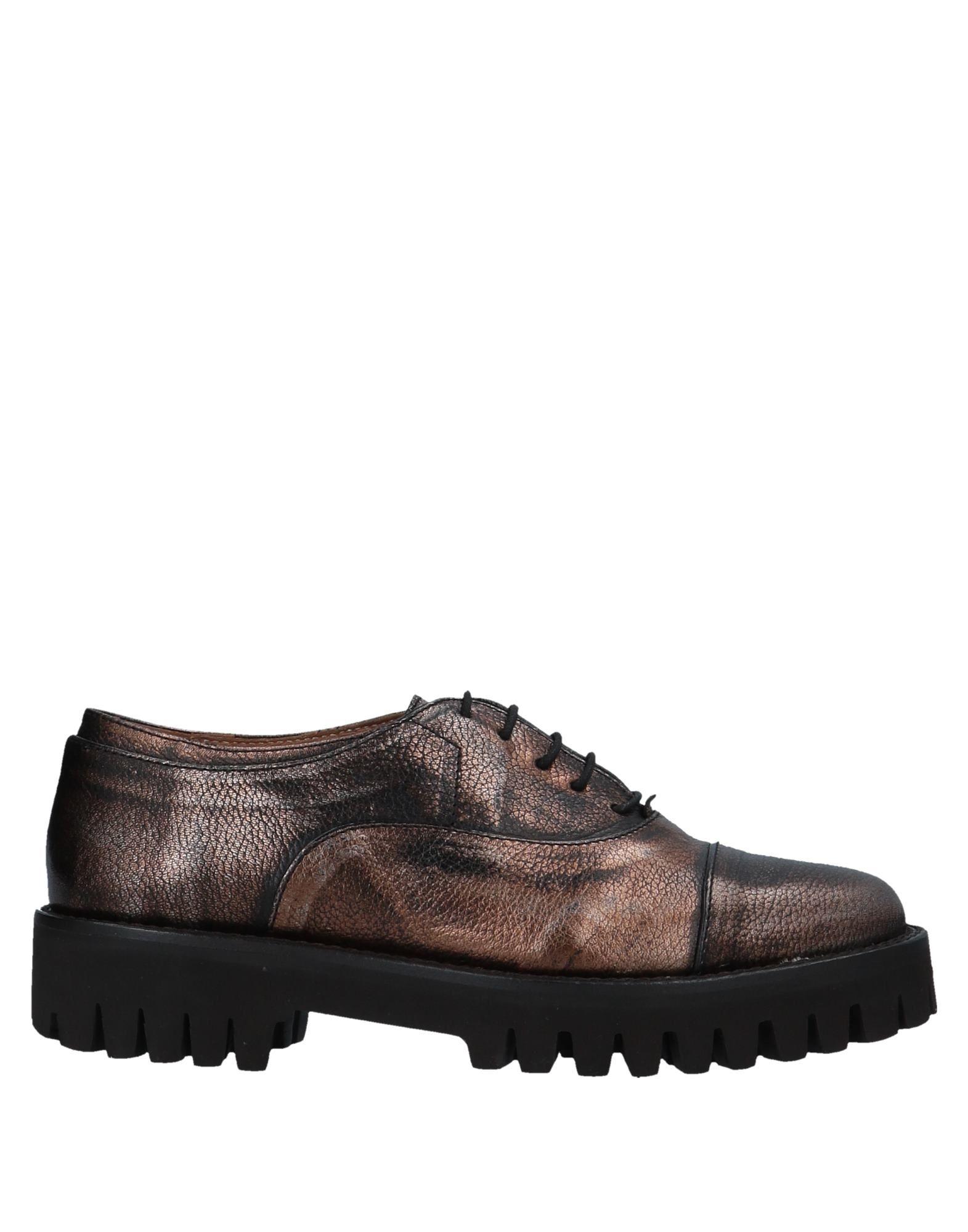 Gut um billige Schuhe zu tragenJ|D Julie Dee Schnürschuhe Damen  11508046CK