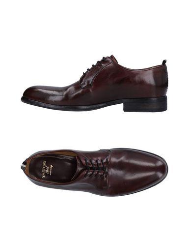Zapatos Cordones con descuento Zapato De Cordones Zapatos Sartori Gold Hombre - Zapatos De Cordones Sartori Gold - 11508081GD Berenjena 574c5d
