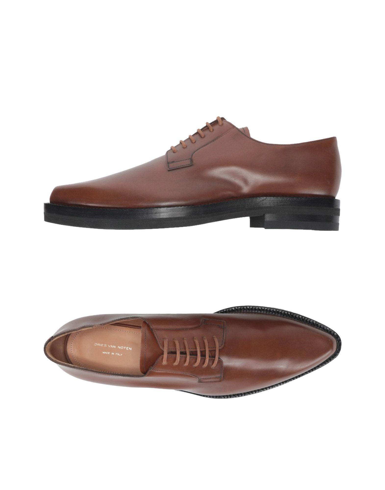 Rabatt Schuhe Schnürschuhe Dries Van Noten Schnürschuhe Schuhe Damen  11508105WE 2cd267