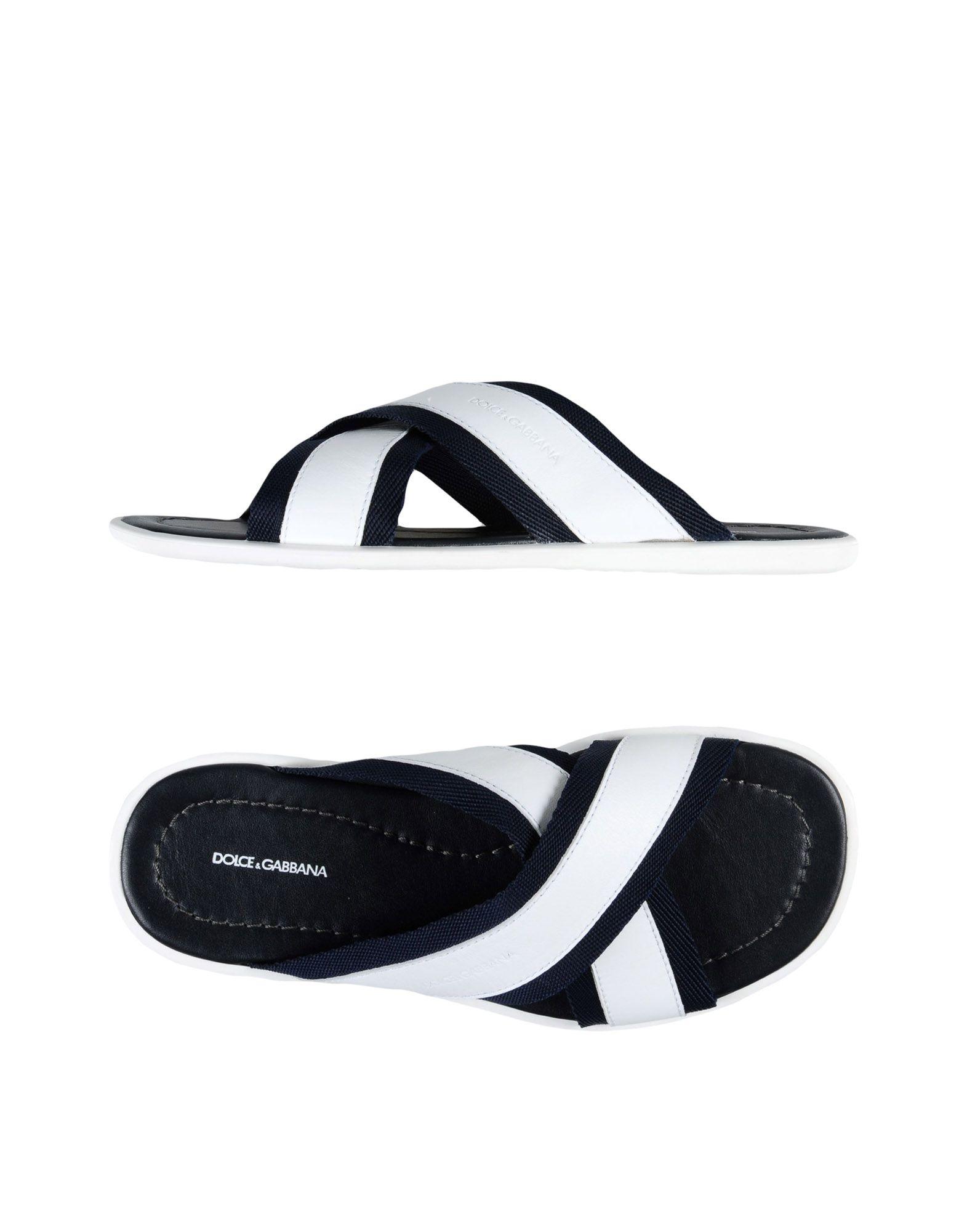Dolce & Gabbana Sandalen Herren  11508131KU Gute Qualität beliebte Schuhe