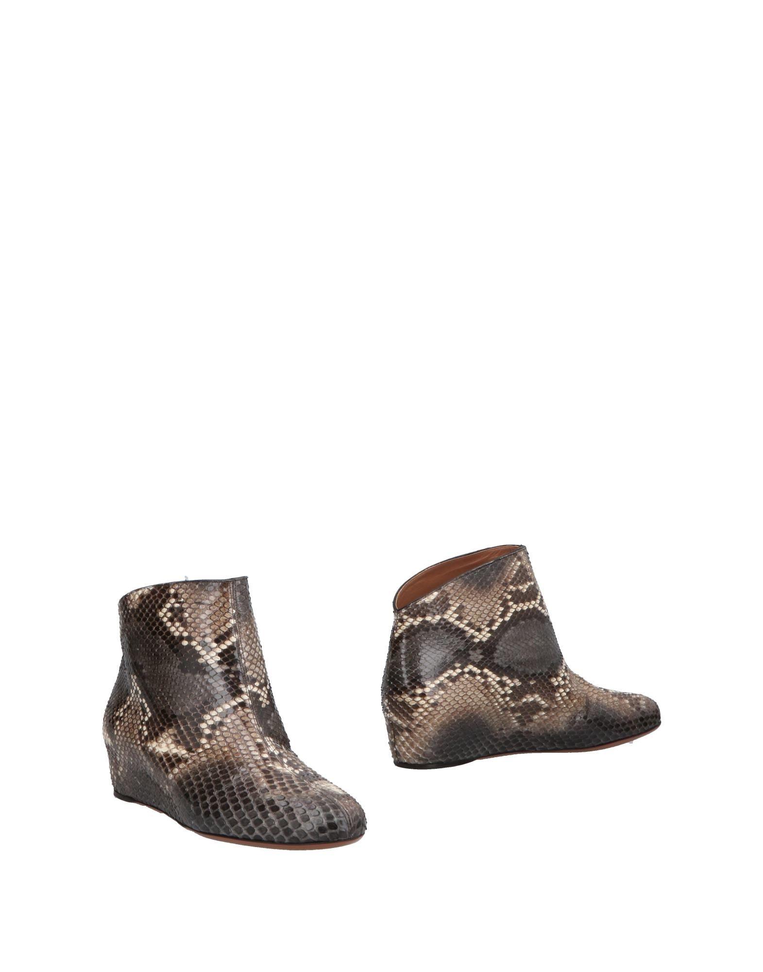 Alaïa aussehende Stiefelette Damen 11508135CEGünstige gut aussehende Alaïa Schuhe 4425e3