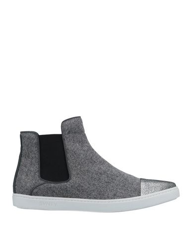 SVNTY Ankle Boot in Silver