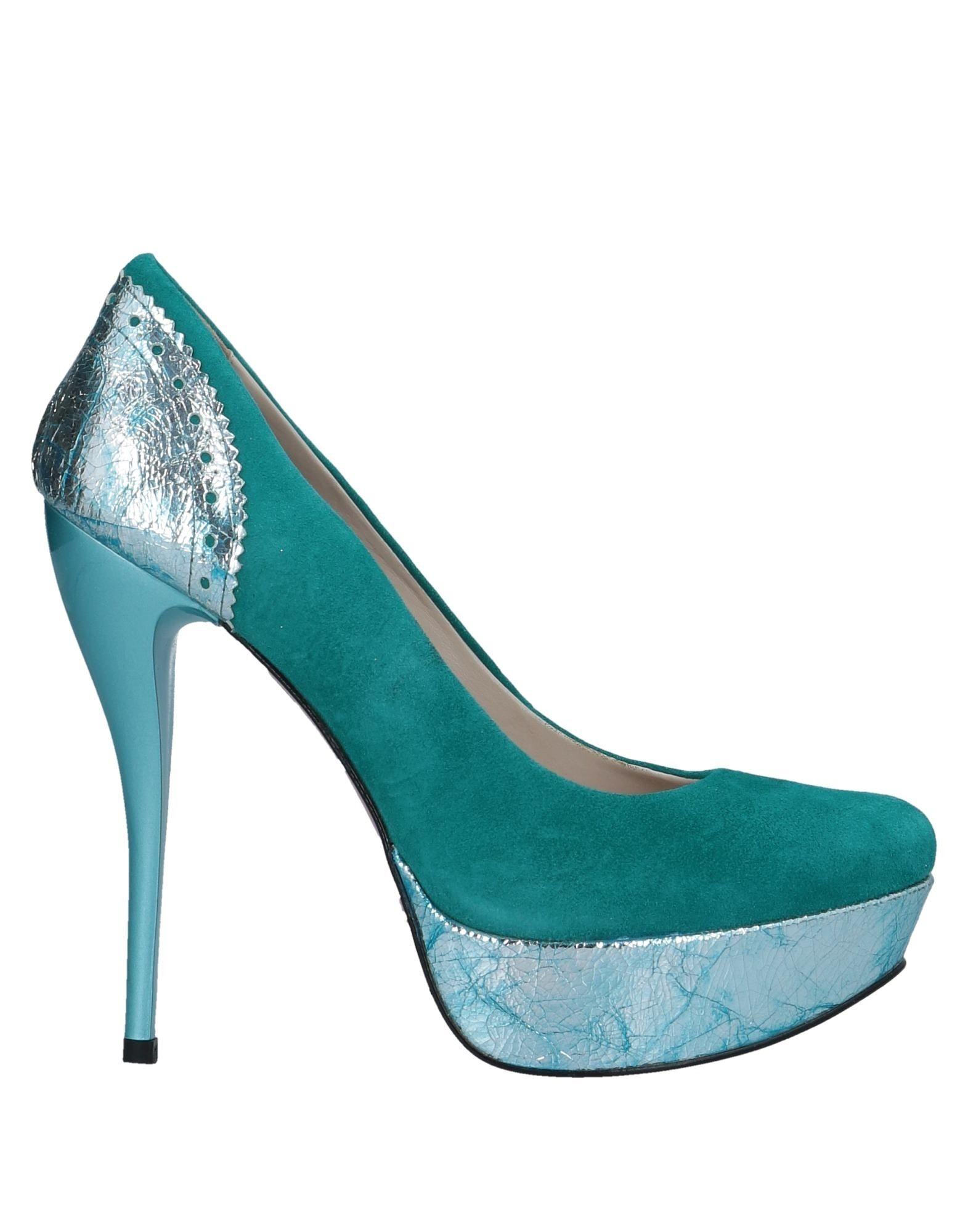 Stilvolle billige Schuhe Luca Valentini Pumps Damen  11508158BN