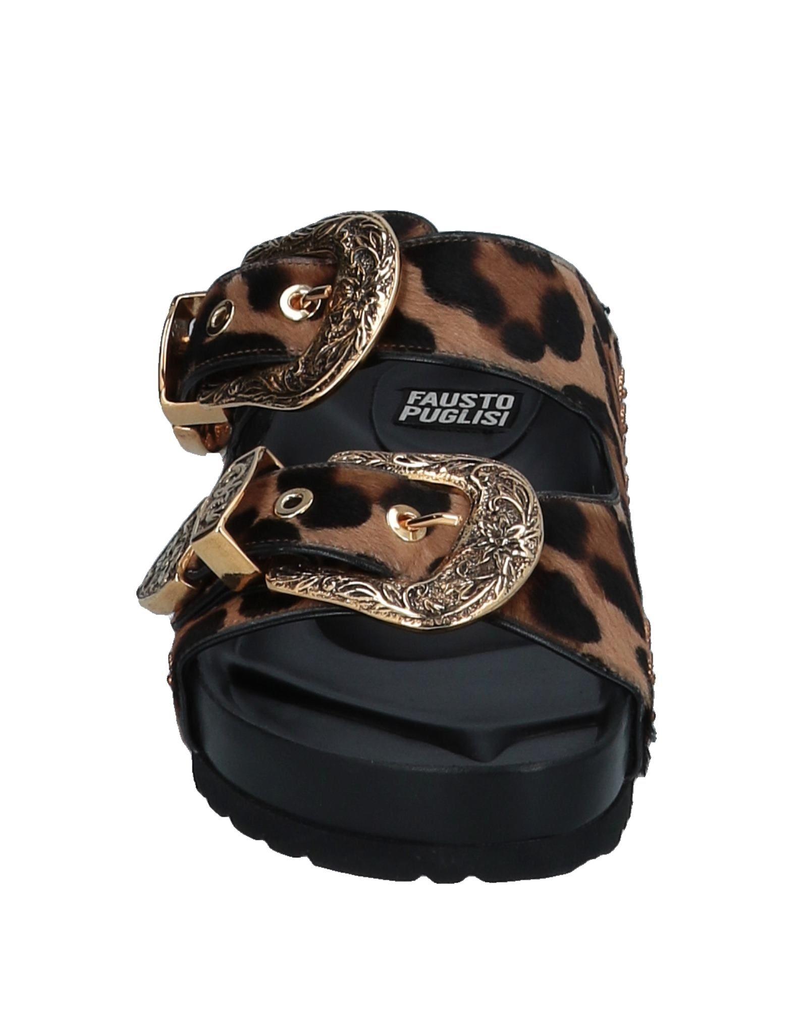 Fausto 11508178XUGünstige Puglisi Sandalen Damen  11508178XUGünstige Fausto gut aussehende Schuhe 28dcd2