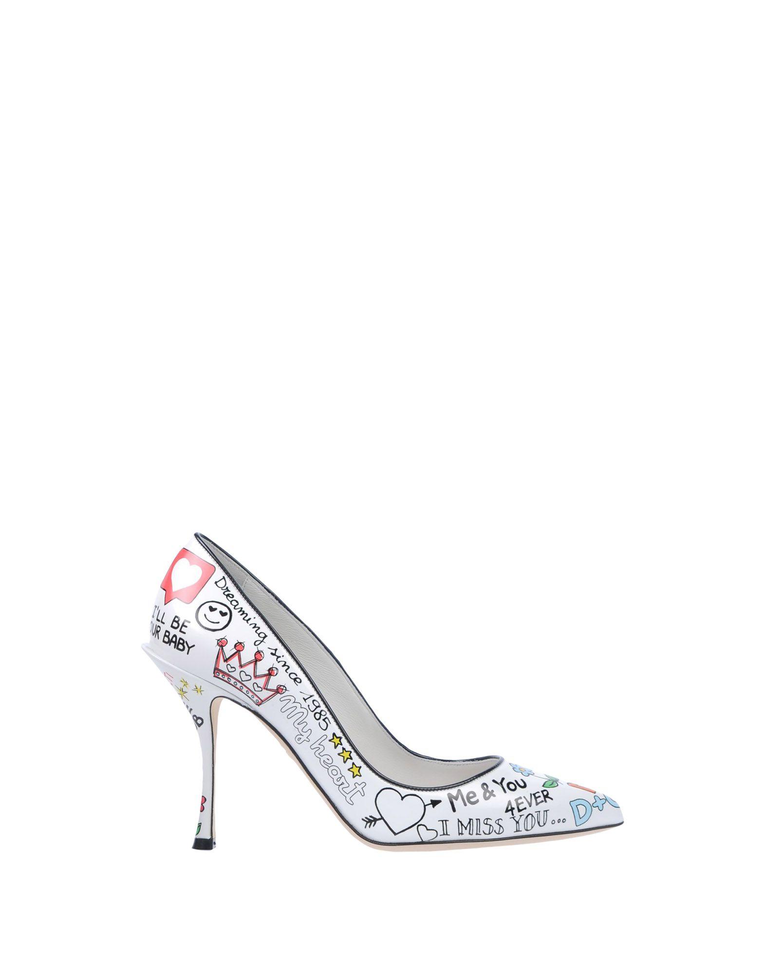Dolce & Gabbana Pumps aussehende Damen 11508180WQGünstige gut aussehende Pumps Schuhe 639359