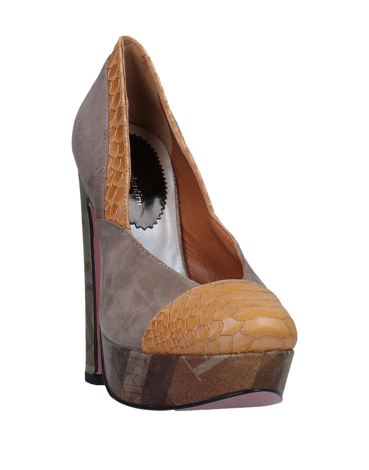 Stilvolle Valentini billige Schuhe Luca Valentini Stilvolle Pumps Damen  11508184NT 5f9ef6