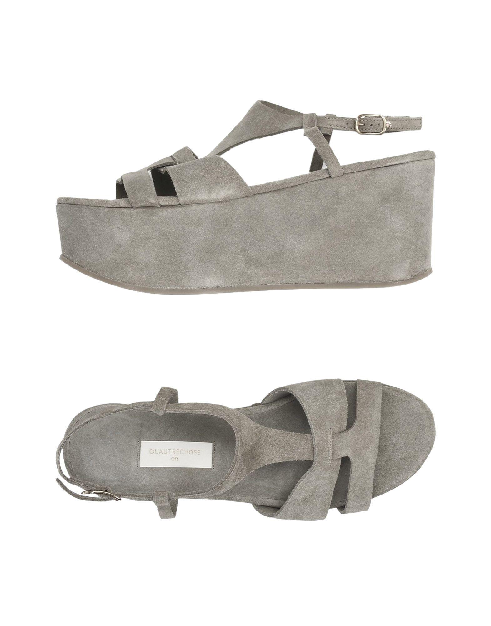 Stilvolle billige Sandalen Schuhe L' Autre Chose Sandalen billige Damen  11508212FQ d7f987