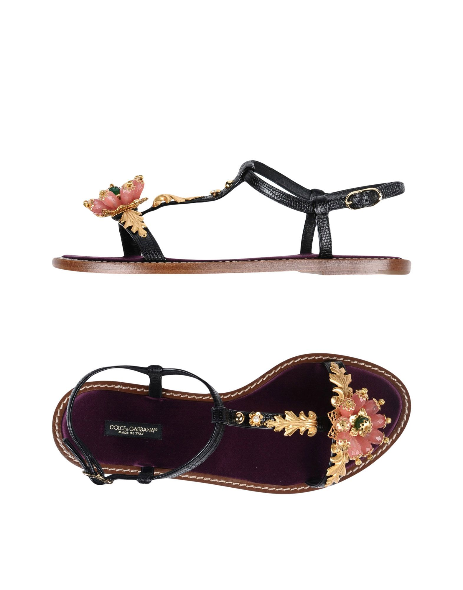 Dolce & Gabbana Sandalen Damen  11508224WVGünstige gut aussehende Schuhe