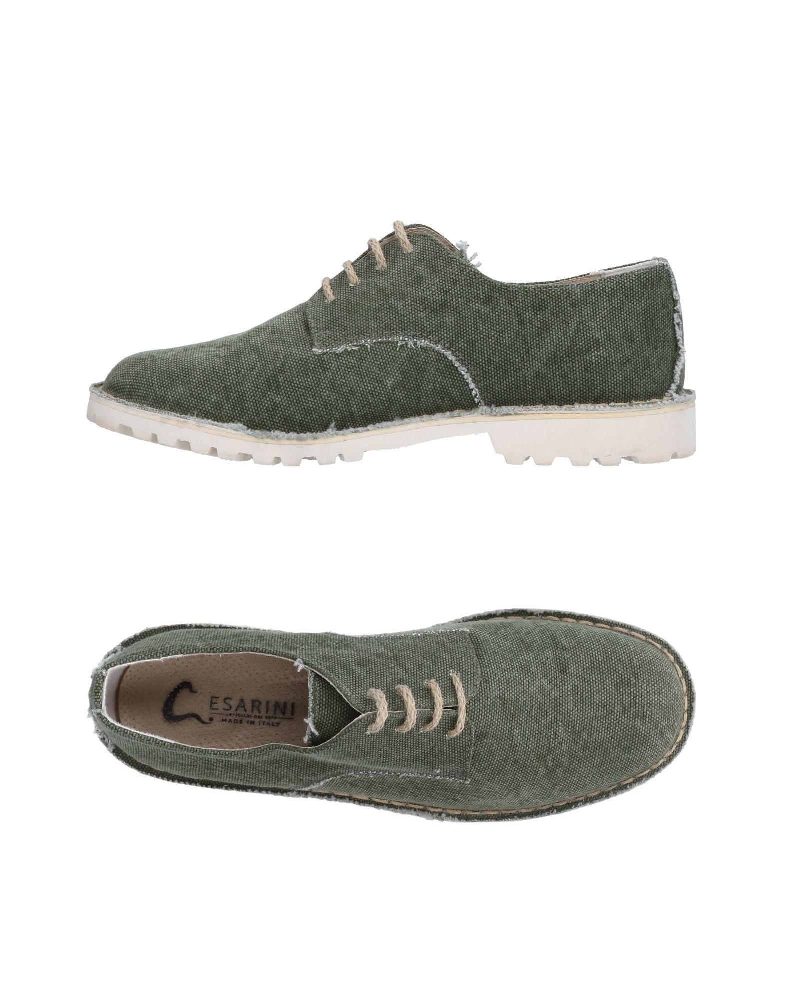 Rabatt echte Schuhe Cesarini Schnürschuhe Herren  11508273VV