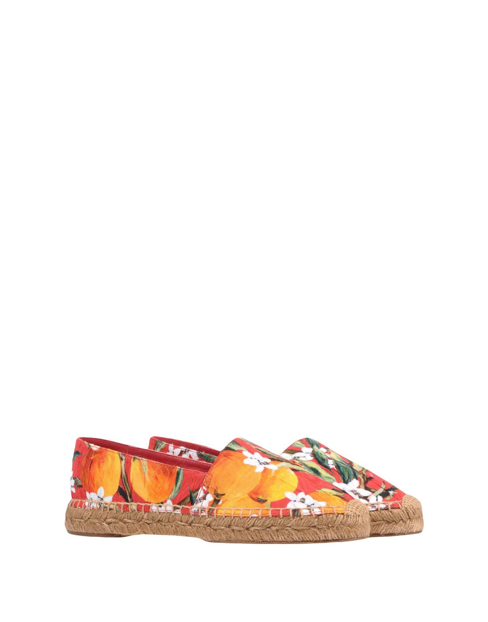 Dolce & & Dolce Gabbana Espadrilles Damen  11508277NI Neue Schuhe c6418d
