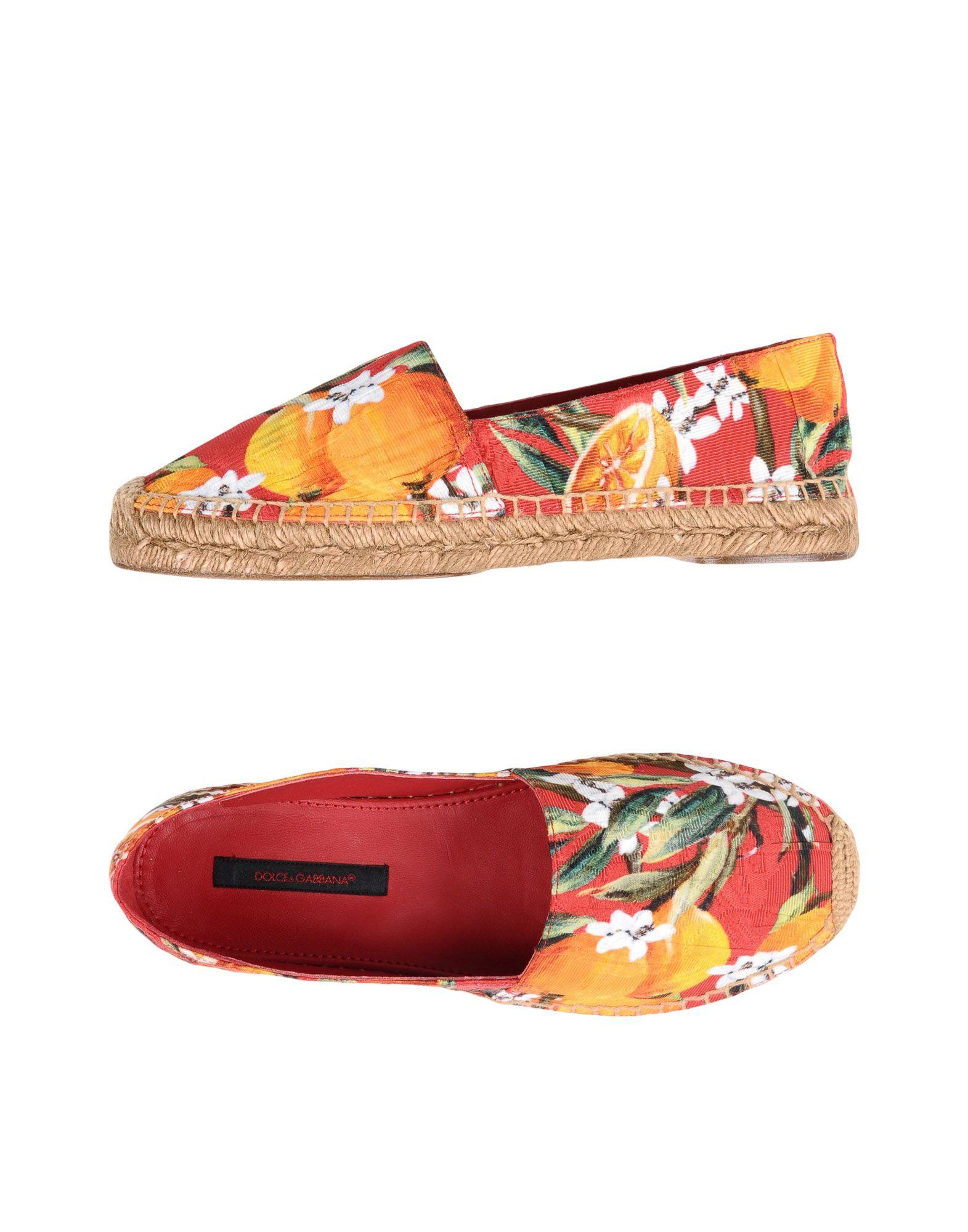 Espadrillas - Dolce & Gabbana Donna - Espadrillas 11508277NI 267f49